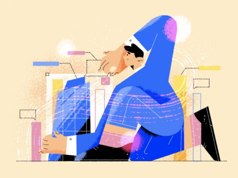 Illustration by Julia Hanke for Explain Ninja